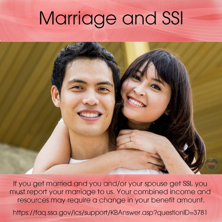 Will I Lose Ssi If I Get Married