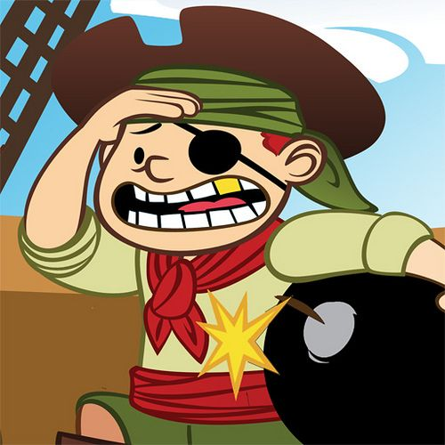 Come and help Billy the Mop in this simple but addictive puzzle game with a pirate inspired theme.