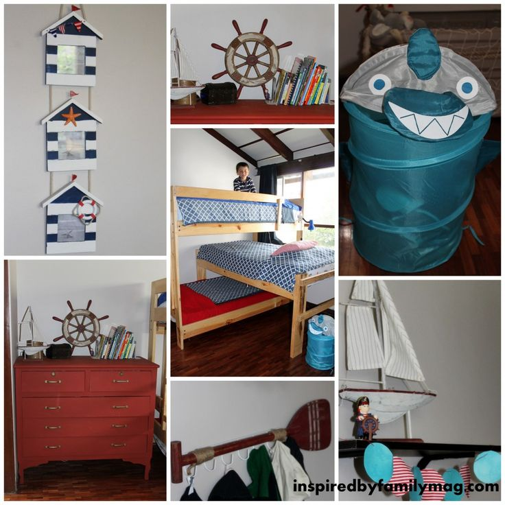 94 best images about cool kids 39 rooms on pinterest kid for Boys pirate bedroom ideas