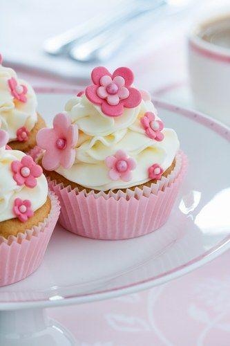 Cupcakes für kleine Prinzessinnen - Die schönsten Cupcake-Ideen