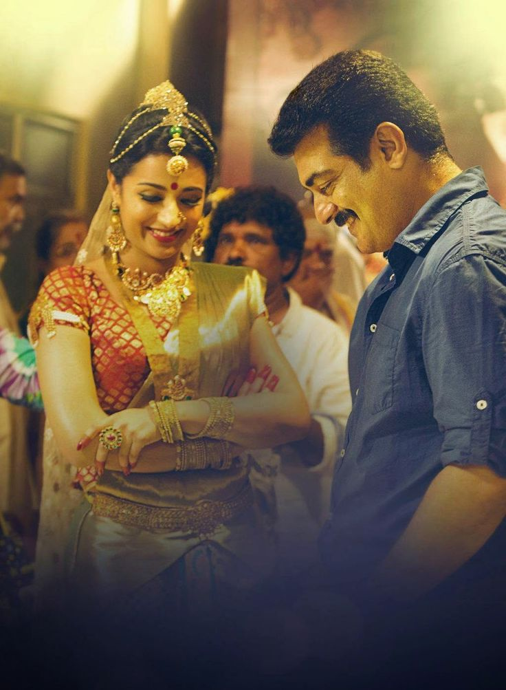 Ajith Kumar, Anushka Shetty, Trisha in Yennai Arindhaal Tamil Movie Latest Photos | Bollywood Tamil Telugu Celebrities Photos