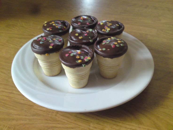 17 best ideas about muffins im waffelbecher on pinterest