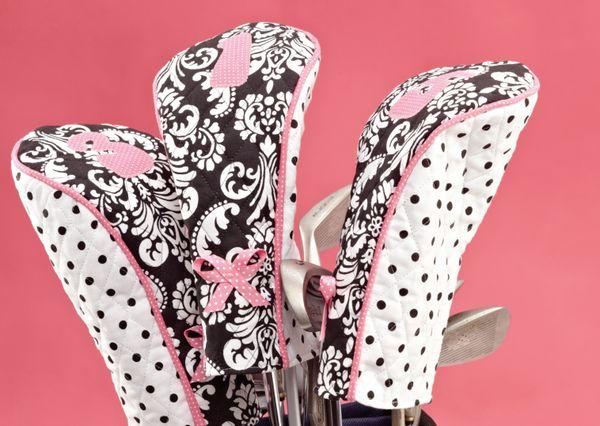 5 Sports Quilt Patterns....Golf Club...