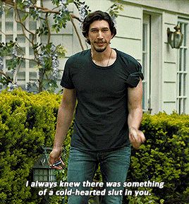 Adam Driver (This is Where I Leave You)