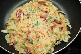 韓国料理店にも負けない パリッとサクサク海鮮チヂミの作り方(レシピ)|レシピブログ