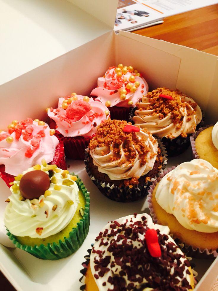 Chloé cupcakes