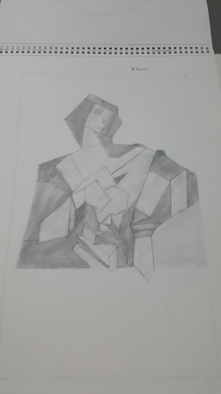 Karakalem çizim 1.asama