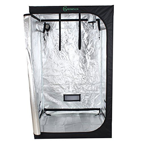 Special Offers - Growsun 48x48x80 Grow Tent 44 Indoor Hydroponic Growing Tent 48 Inch Width for Plant - In stock & Free Shipping. You can save more money! Check It (February 03 2017 at 04:16PM) >> https://growinglightfixtures.com/growsun-48x48x80-grow-tent-4x4-indoor-hydroponic-growing-tent-48-inch-width-for-plant/
