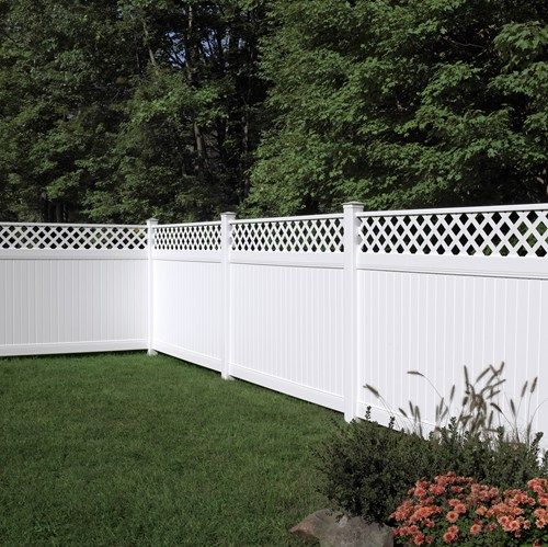 Fencing Materials Comparison - Landscaping Network