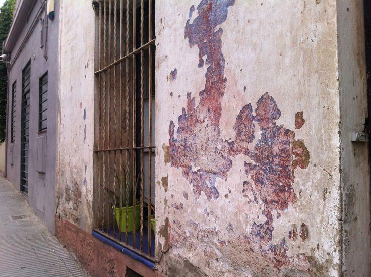 Barcelone - Wall