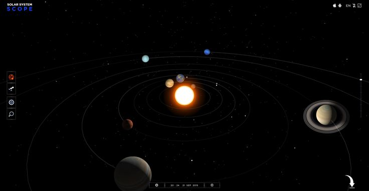 1000+ ideas about Solar System Simulator on Pinterest ...