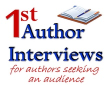 For authors in search of an audience,1st Author Interviews is a unique website that allows authors a chance to personally promote their book and allows their reading audience a chance to get to know them! Attract more readers, giving them the opportunity to get to know you and your work better. Get your material out there in front of readers, literary agents, publishers and development executives from films, cable and TV.