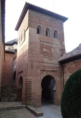 Puerta de la Rauda_Alhambra