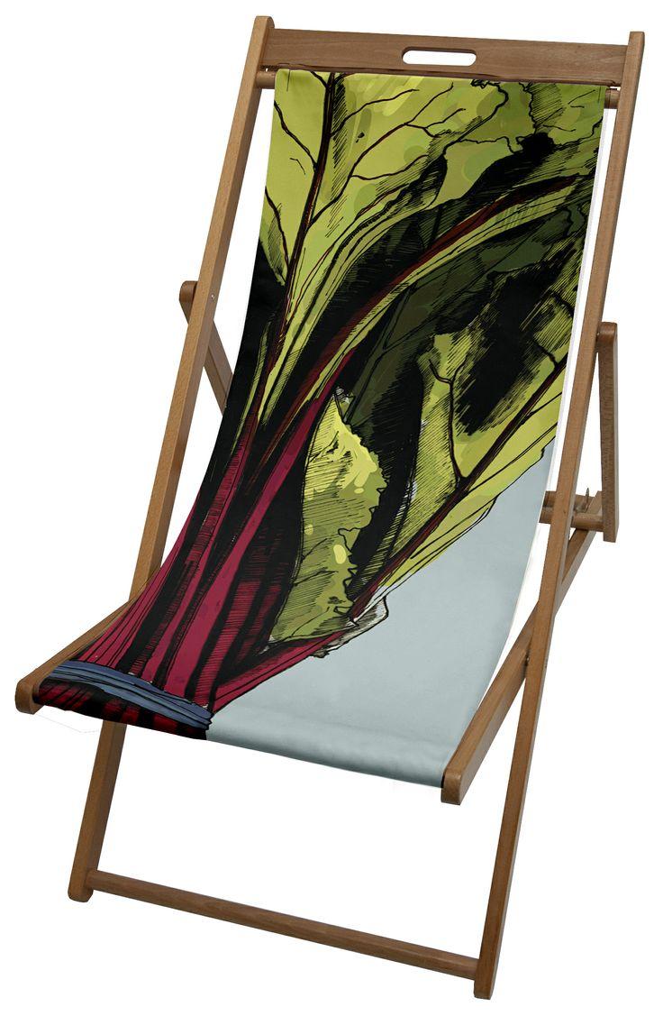 Leaf Deckchair www.morebydesign.com