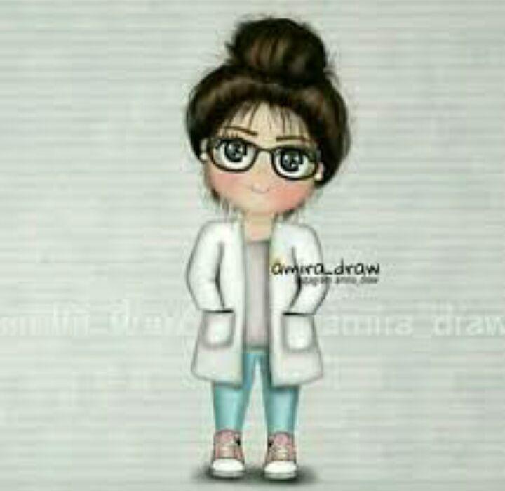رمزيات وكذا رمزيات دكتوره Cartoon Girl Drawing Cute Cartoon Wallpapers Nurse Cartoon