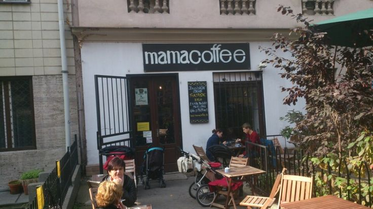 Mama Coffee ve městě Praha
