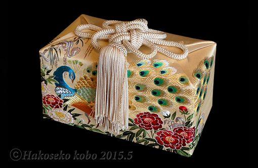筥迫:Hakoseko Samurai ladies' formal party bags in Edo period