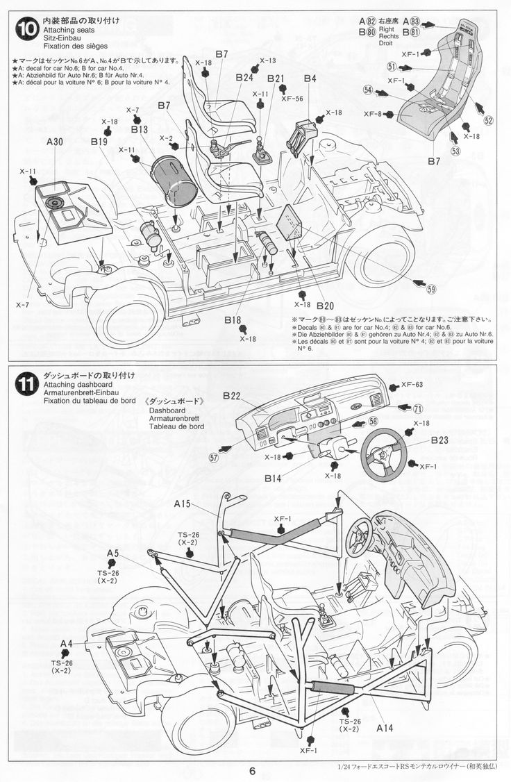 27 best Tamiya 1/24 Ford Escort RS images on Pinterest