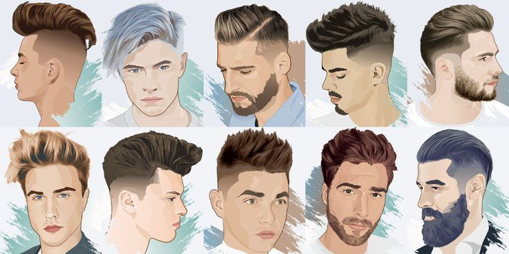 "Finding the latest cool hairstyles for men has never been easier. With dozens of cool new haircuts for guys popping up every year, short men's hairstyles remain as popular as ever. Following the ""short sides with long hair on top"" hair trend, guys can achieve a variety of stylish and trendy men's haircuts, including the …"