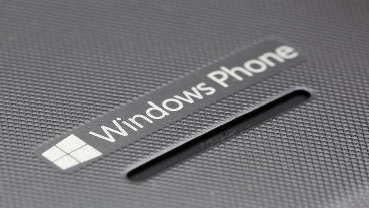 Bir Windows telefon daha kayboldu!