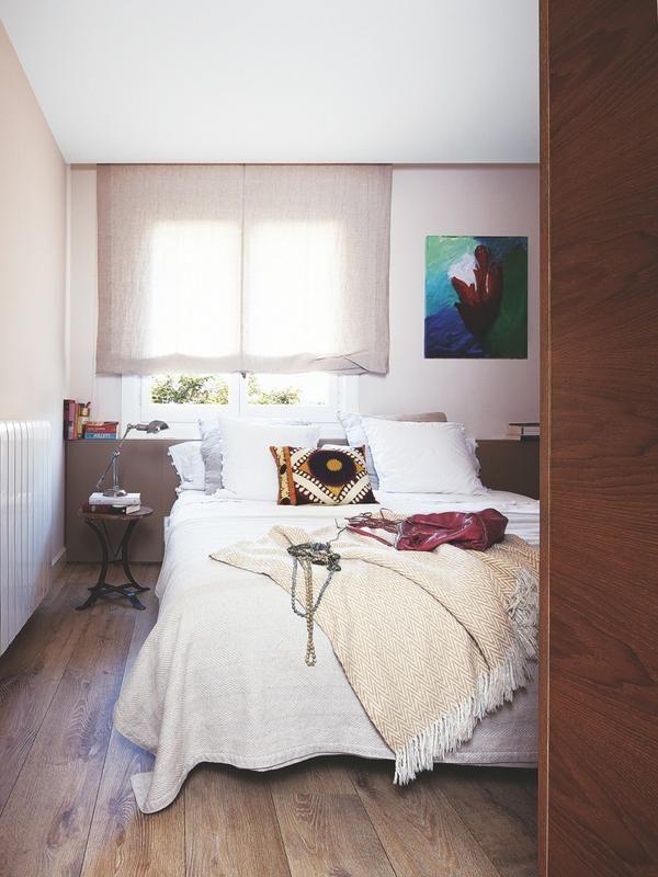 Dormitorio Con Baño Integrado Pequeno:Dormitorios con baño integrado