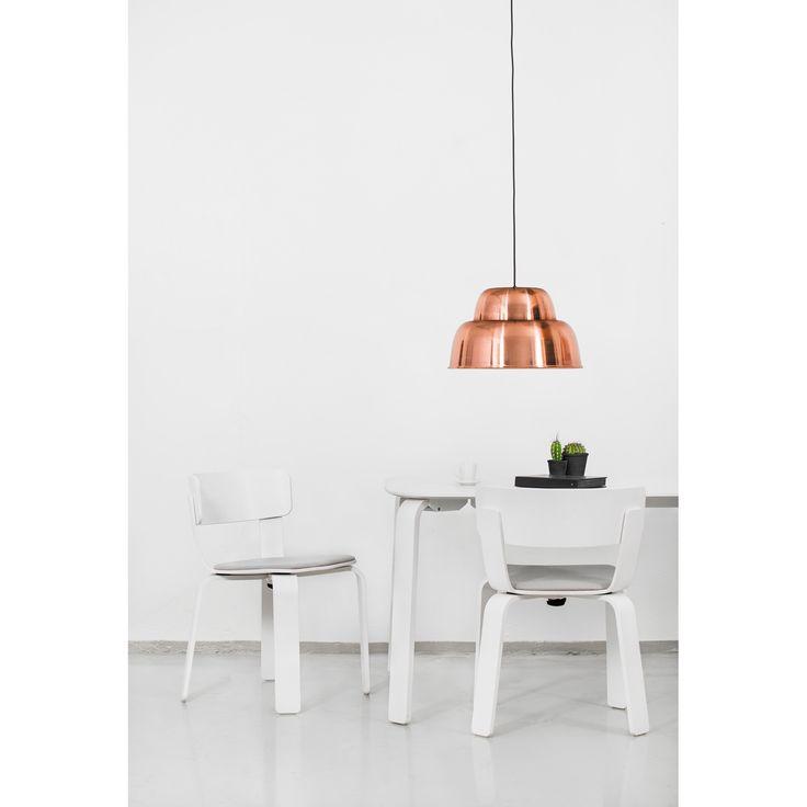 Levels lampe L, kobber – One Nordic – Kjøp møbler online på ROOM21.no