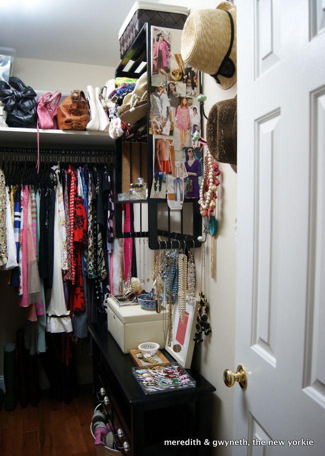 diy closet accessories storage