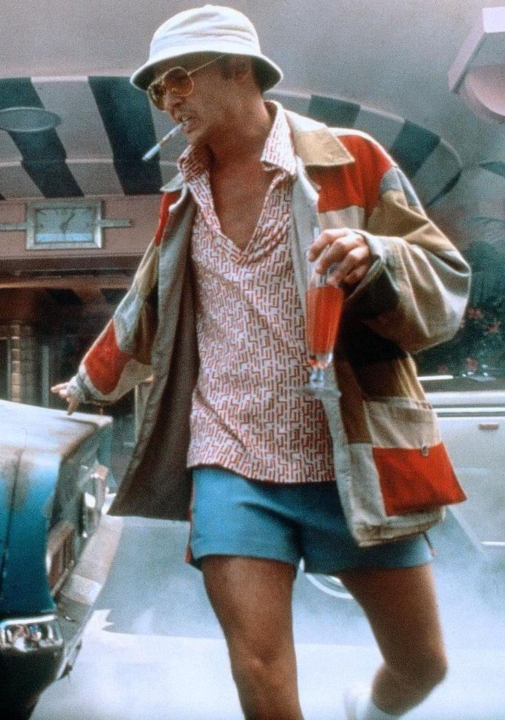 Johnny Depp, Fear and Loathing in Las Vegas