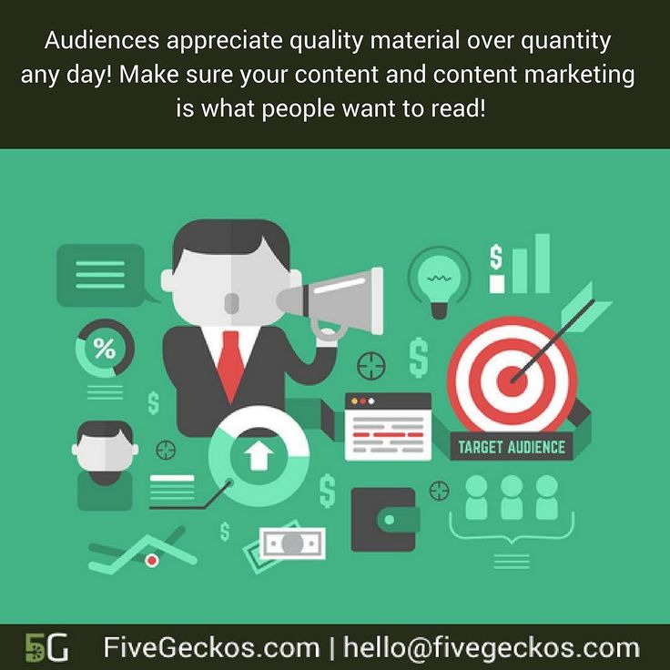 Audiences appreciate quality material over quantity any day! Make sure your #content and #contentmarketing is what people want to read!   Call us today  We're just one click ahead ==> http://ift.tt/2kyx99v ______________________________________________________ #Online #Marketing #OnlineMarketing #Digital #BusinessGrowth #BusinessTips #Entrepreneurship #SEO #SMM #FiveGeckos #onlinemarketing #Hertfordshire #BusinessTips #digital #agency #consultant #support #supportlocal #sme #smb #startup…