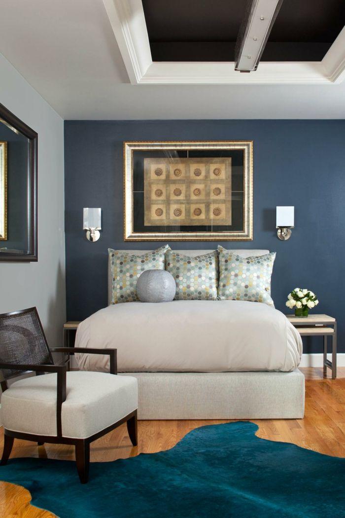 17 best ideas about wandgestaltung mit farbe on pinterest blaue innedesign - Wandgestaltung Mit Farbe