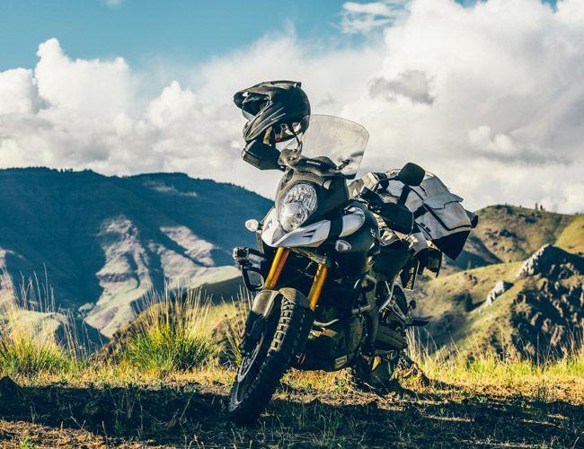 Testing Suzuki's V-Strom 1000 in the Oregon Backcountry