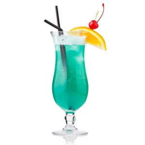 Blue Coconut Punch