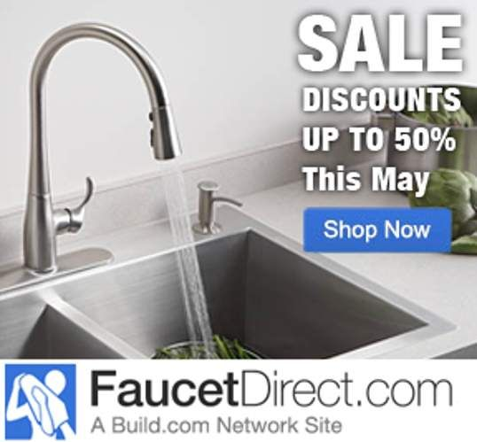Faucet Direct is an online faucet showroom, specializing in faucets. Faucet experts available. Free Shipping on orders over $99.