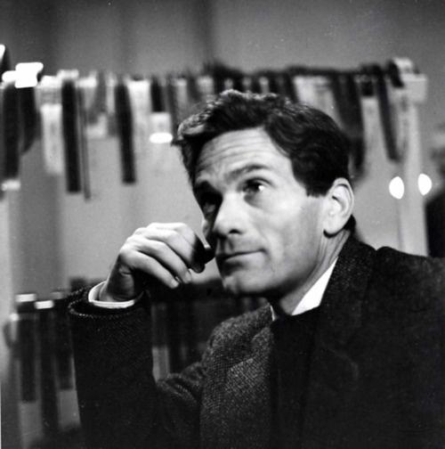 02 novembre 1975: muore, barbaramente ucciso, Pier Paolo Pasolini. #Cinema #Pasolini
