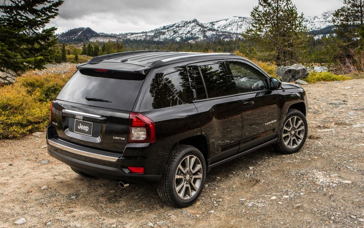2014 Jeep Compass Pictures