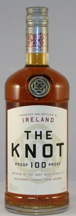 The Knot Irish Whiskey.  Kind of like Irish Southern Comfort--caramel/vanilla flavor, but 100 proof