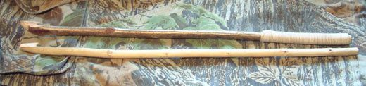 How To Make A Very Simple Atlatl Or Ancient Spear Thrower Tutorial