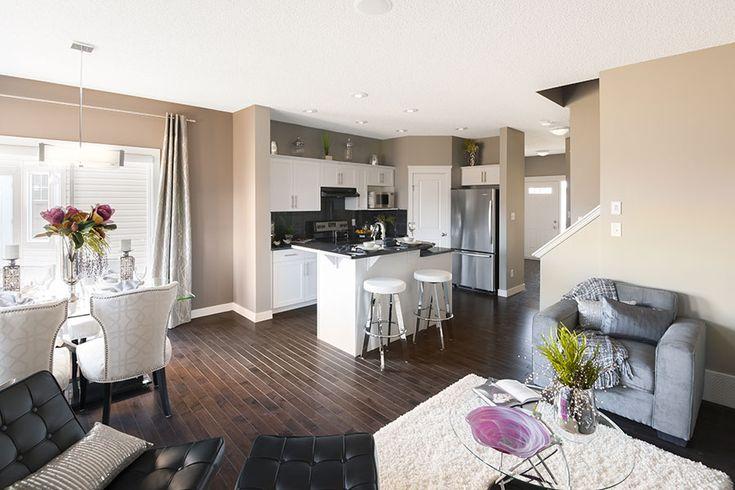 A beautiful open main floor concept