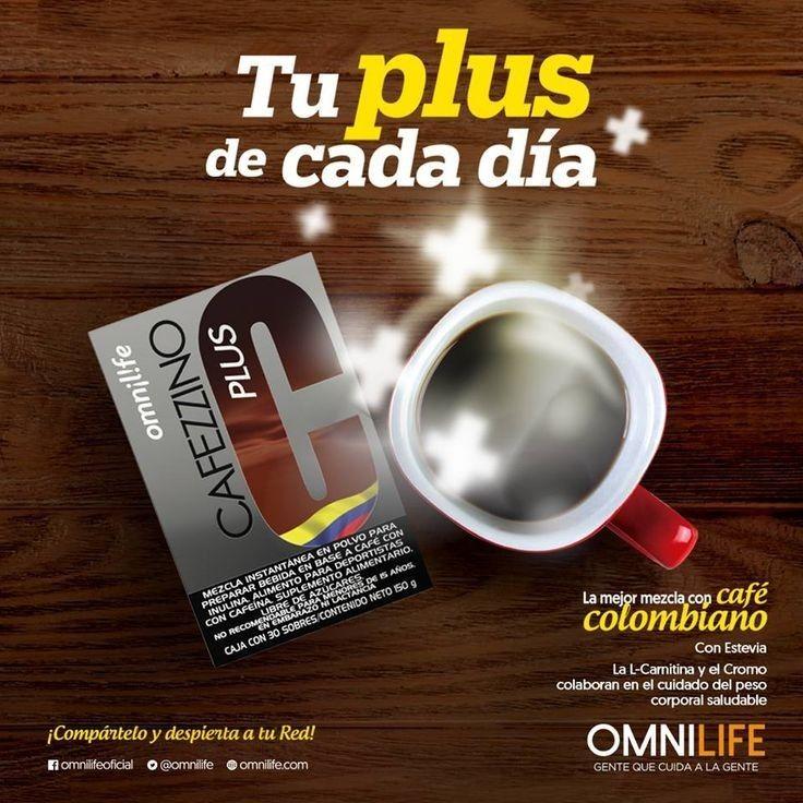 Delicioso Café Colombiano Con Extracto De Café Verde Que Ayuda A Eliminar Grasa Omnilife Control De Peso Estevia