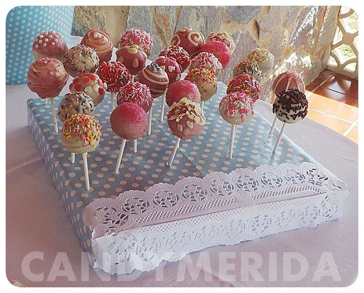 POPcake PRIMERA COMUNION