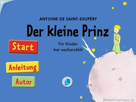 Der kleine Prinz Kinderbuch App iPad Android (39)