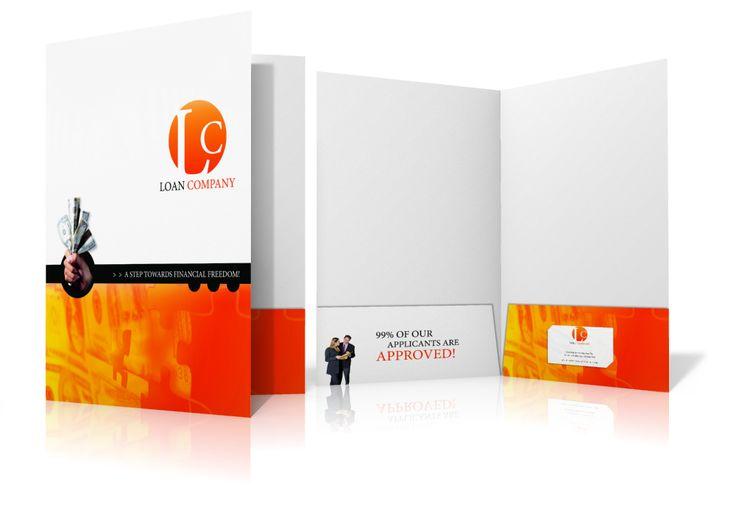 11 best Folder Design images on Pinterest Folder design, Leaflet - resume folders