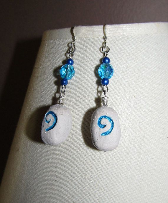 Getting these for myself! World of Warcraft Hearth Stone earrings!!