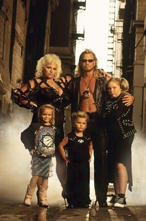 58 best images about dog the bounty hunter on pinterest for Is dog the bounty hunter still married