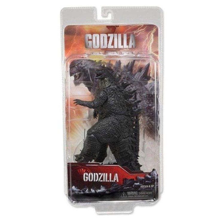 Godzilla - Modern Godzilla Action Figure - Series 1- NECA