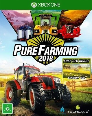 PREORDER - Pure Farming 2018 - Xbox One game - BRAND NEW: $53.23 End Date: Friday Mar-23-2018 0:30:08 PDT Buy It Now for only: $53.23 Buy…