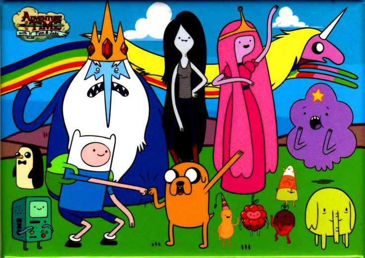 Why I Love 'Adventure Time' | via Bitch Flicks | #TV #gender #animation