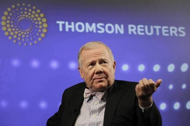 With Indian markets sustaining a record-breaking rally, Jim Rogers admitted that he may have missed the bus on India. Photo: Reuters