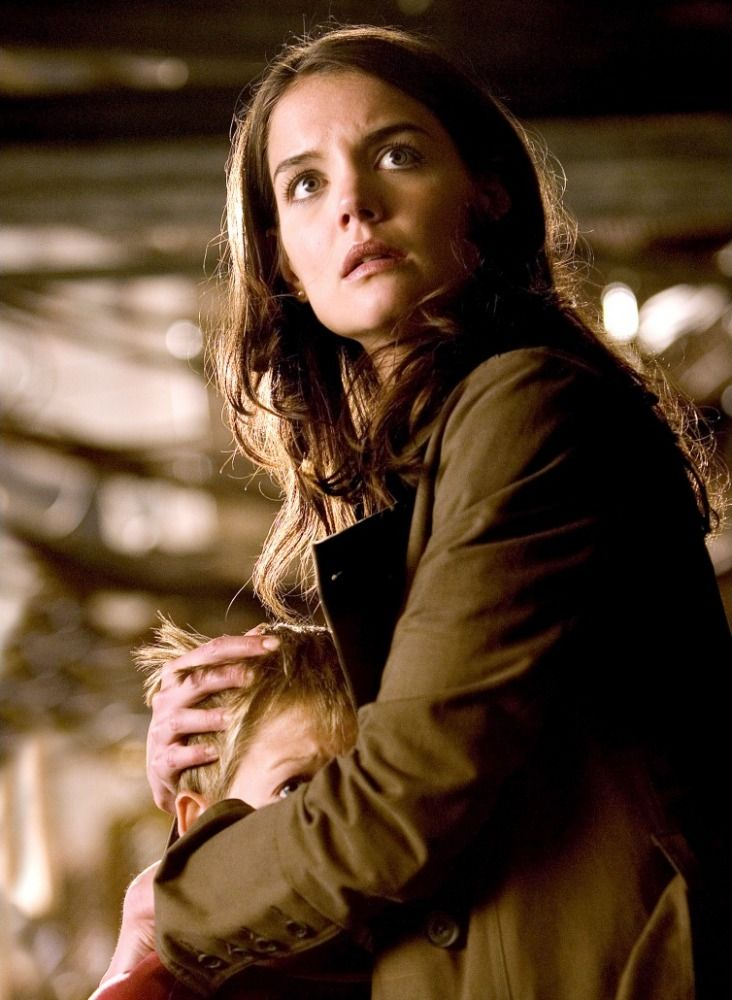 "Rachel Dawes in ""Batman Begins"""