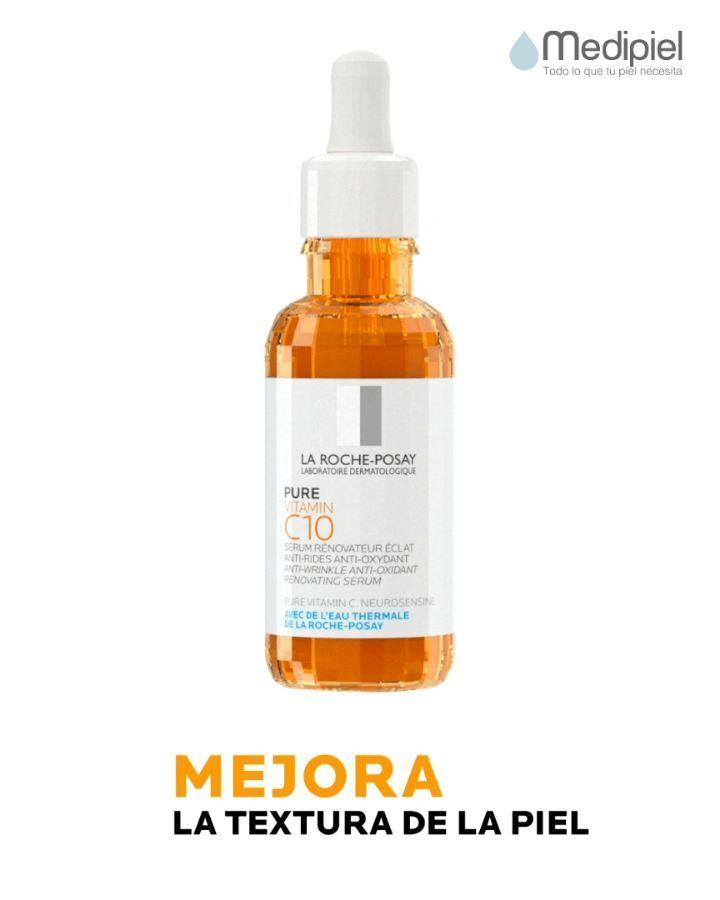 Qué Componentes Tiene El Pure Vitamin C Y Para Qué Sirven Vitamina C Pura Aporta Luminosidad Unifica Tono De Piel Hand Soap Bottle Skin Care Hand Soap